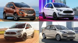 These Are The Best Ford Cars In India Under INR 10 Lakh