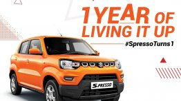 Maruti S-Presso turns one, more than 75,000 units sold in a year