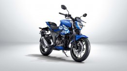 Suzuki Gixxer 250 now available in a new paint scheme