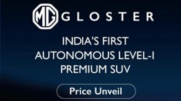 All-new MG Gloster India launch date announced - Details here