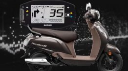 New Suzuki Access 125 launched, gets Bluetooth-enabled digital console