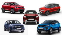 Top 5 SUVs You Can Buy in India Under INR 10 lakh