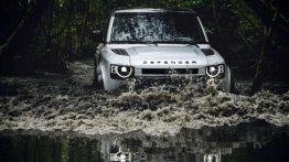 2020 Land Rover Defender launched in India, available in 2 trims, 5 variants