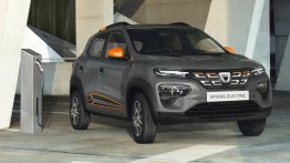 Renault Kwid EV Debuts As Dacia Spring Electric For European Market