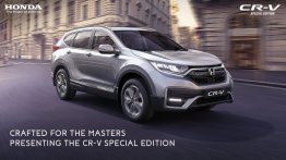 Honda CR-V Special Edition launched, features several cosmetic updates