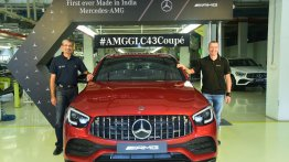 Mercedes-Benz commences local production of AMG cars in India