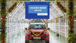 Tata Motors produces 1.5 lakh units of Nexon SUV in 3 years