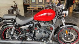 Royal Enfield Meteor 350 price revised; now costs up to INR 3.2K more