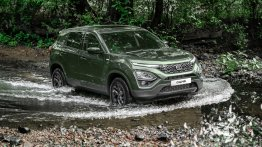 Tata Harrier Camo Edition launched, looks distinctive than standard models