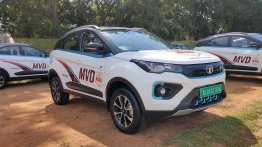 65 units of Tata Nexon EV delivered to Kerala Motor Vehicle Department