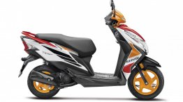 Honda Dio Repsol Edition introduced, costs INR 2.5K more than Dio DLX