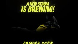Suzuki V-Strom 650 XT BS6 teased again, India launch very soon