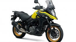BS6 Suzuki V-Strom 650 XT launched, is Suzuki's 1st BS6-compliant big bike