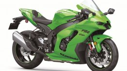 Race track-focused 2021 Kawasaki Ninja ZX-10RR breaks cover
