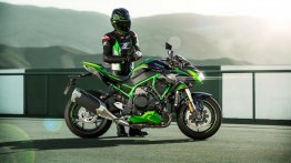 Kawasaki Z H2 SE gets updated suspension & brakes for 2021 model