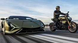 Ducati Diavel 1260 Lamborghini Edition unveiled, limited to only 630 units