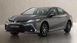 2021 Toyota Camry facelift revealed, receives cosmetic & feature updates