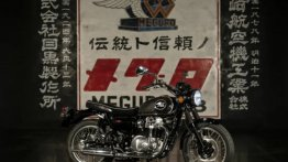 Kawasaki revives brand Meguro with the launch of Meguro K3 in Japan