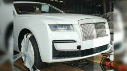 First Unit Of New-Gen Rolls-Royce Ghost Makes It To India!