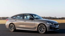 BMW 6-Series Gran Turismo Facelift Launched In India - Price and Details