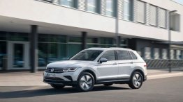Volkswagen Launches Tiguan eHybrid SUV In Markets Abroad