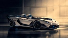 Lamborghini Wraps Up 2020 With The Jaw-Dropping One-Off SC20!