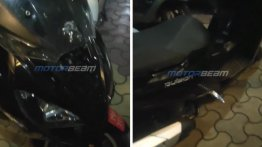 Peugeot Pulsion 125 (Suzuki Burgman Street 125 rival) spied yet again