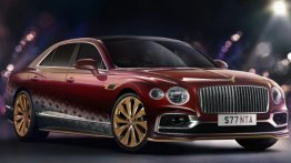 The Bentley Flying Spur Reindeer Eight Is Santa's Most Opulent Sleigh Ever!