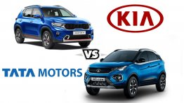 Kia Sonet vs Tata Nexon Spec Comparison: Which One to Buy?