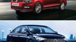 Hyundai Verna vs Volkswagen Vento - Acceleration Test - Can You Guess The Winner?