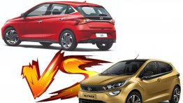 Hyundai i20 vs Tata Altroz - Acceleration Test - Diesel Manual