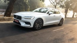 2021 Volvo S60 Launched In India For A Price Of INR 45.90 Lakh