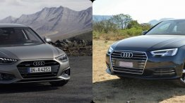 2021 Audi A4 Facelift vs Pre-Facelift A4 - Here's What's New