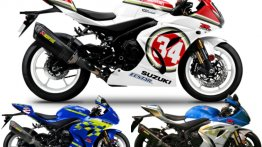 Suzuki GSX-R1000R Legend Edition Brings MotoGP Down To Streets