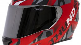New Studds Thunder D7 Decor full-face helmet launched in India