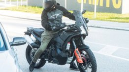 New KTM 890 Adventure under development, spied testing overseas