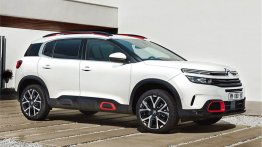 Citroen C5 Aircross Will Officially Debut In India On February 1, 2021