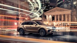 The Bentley Bentayga Hybrid Starts Off Bentley's Road To Electrification
