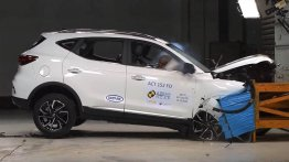 MG ZS SUV Scores An Impressive 5-Star Safety Rating From ASEAN NCAP
