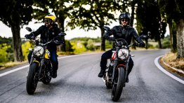 BS6 Ducati Scrambler Icon and Scrambler Icon Dark bookings now open