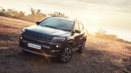India-Spec Jeep Compass Facelift Is Finally Here In Flesh