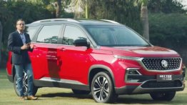 New MG Hector Petrol-CVT Automatic Variant Launching Tomorrow
