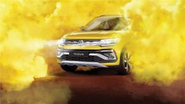 Volkswagen Drops Yet Another Teaser Of Taigun SUV; Launch in Mid-2021