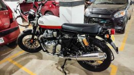 CEAT tyres replace Pirellis on Royal Enfield 650 Twins in India