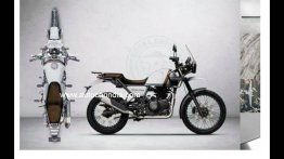2021 Royal Enfield Himalayan colour leaked; expected launch this month