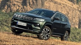 Jeep Compass Facelift India Launch Slated For January 27, 2021