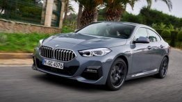 BMW 2 Series Gran Coupe Petrol 220i Launched For INR 40.90 Lakh
