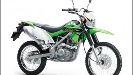 Kawasaki KLX 150 gets new colour options in Indonesia for MY2021