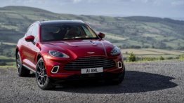 Aston Martin DBX Launched In India; Price Starts From INR 3.82 Crore