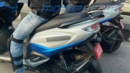 Upcoming Suzuki Burgman Electric spotted undergoing road tests again